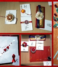 rakhi collage